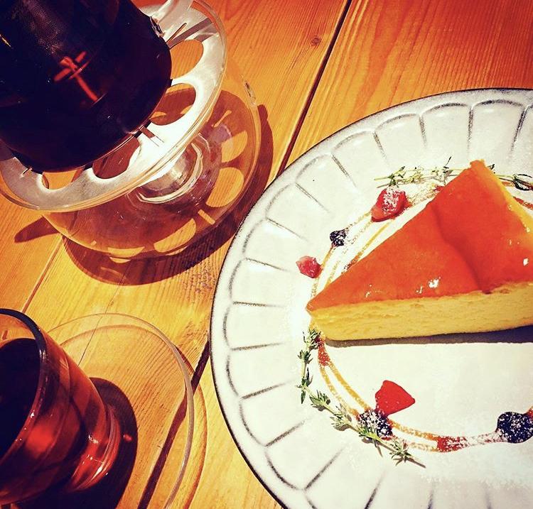 和紅茶を楽しめます(^^)