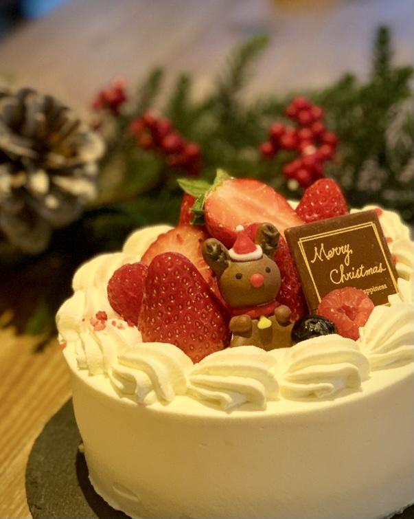 【焼津店】クリスマスケーキのご予約始まりました